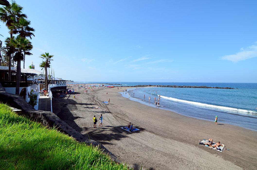 Tenerife, Playa Troya